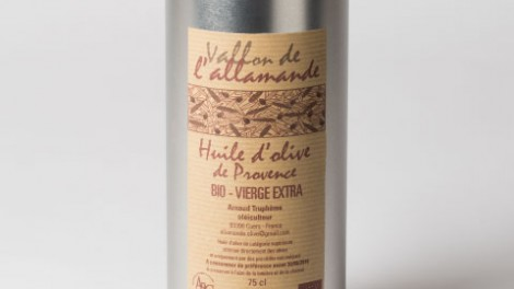 Huile d'olive 75cl